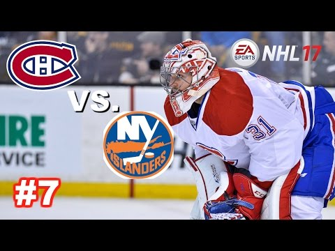 NHL 17 - Montreal Canadiens Franchise #7 - Defense Could Not Hold