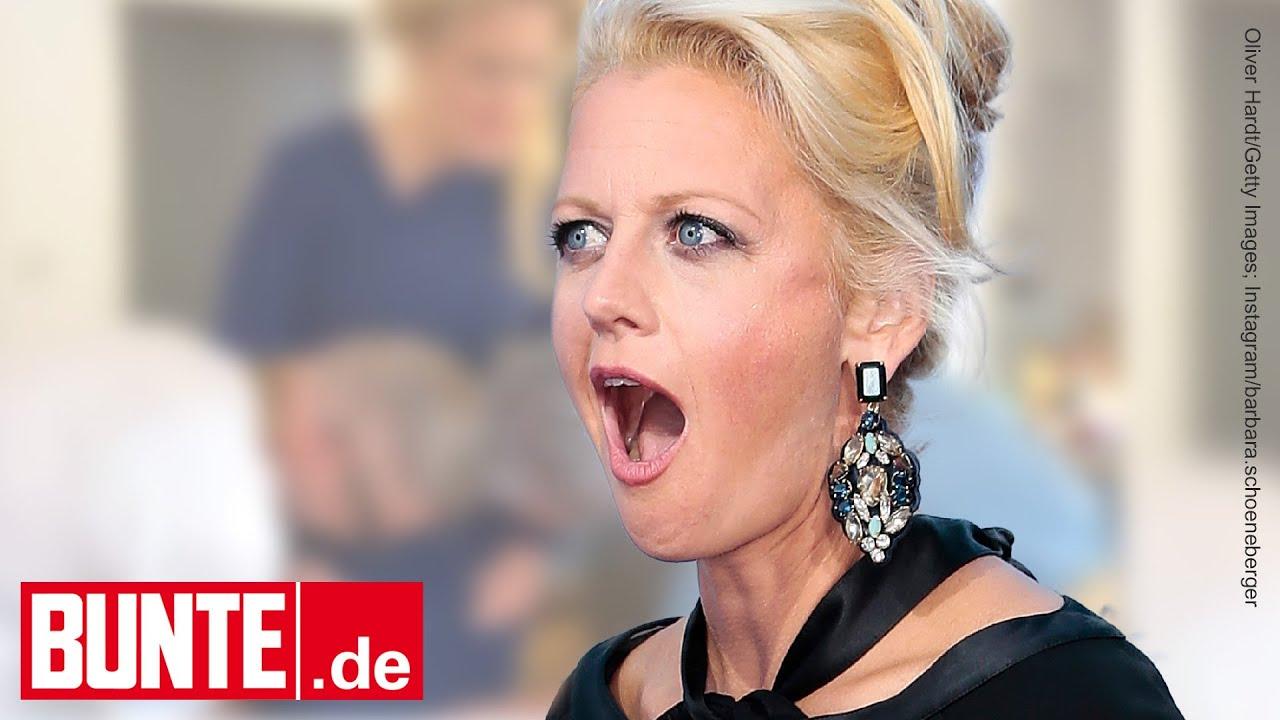 Barbara Schöneberger bei Medi - YouTube