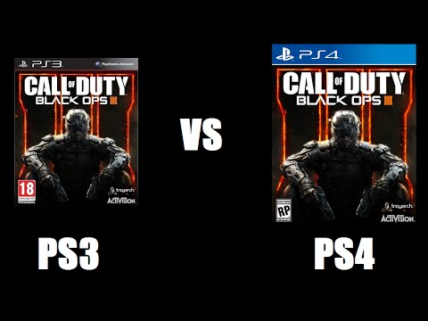 Black Ops 3 on PS3 vs ... Xbox One Vs Ps4 Graphics Gta V