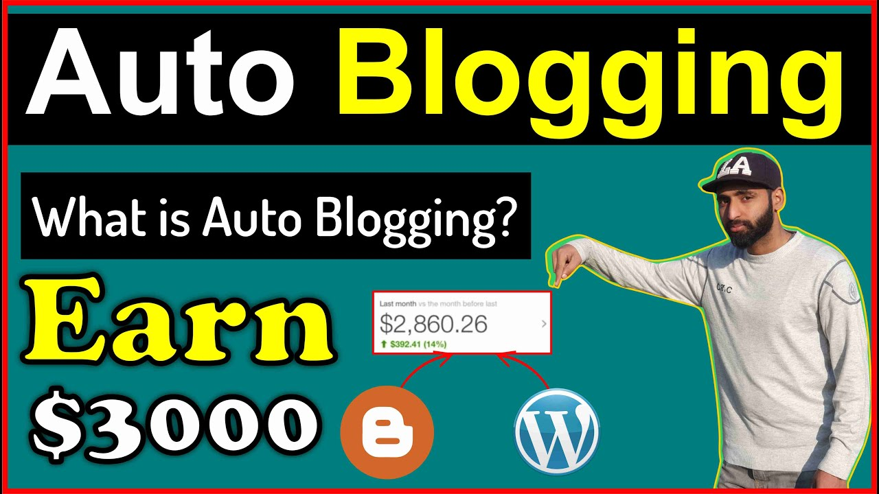 Auto Blogging | Auto Blogging AdSense Approval? | Advantages and Disadvantages of #AutoBlogging