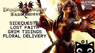 Lost Faith, Grim Tidings, Floral Delivery - Walkthrough Dragons Dogma Dark Arisen - 01