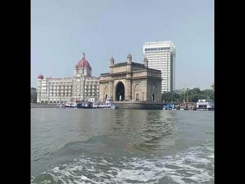 Gat way Taj hotel Mumbai Maharashtra India