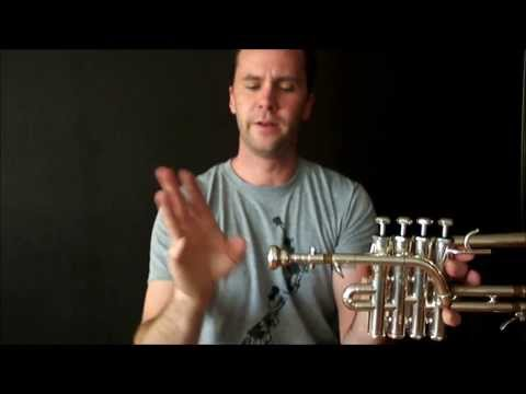 Piccolo Trumpet for sale - Schilke P5 4