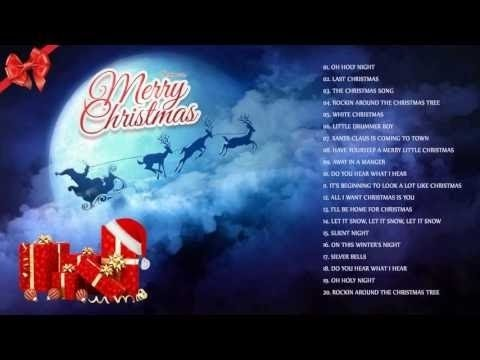 Best Pop Christmas Songs Ever 2016 - 2017