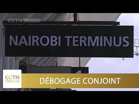 Le débogage conjoint du chemin de fer Mambasa-Nairobi