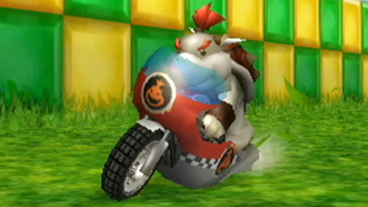 Mario Kart Wii 150cc Question Block Cup Grand Prix Dry Bowser Jr Gameplay