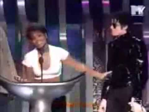 Michael And Janet Jackson : MTV Music...