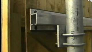 Adaptrack By Ameristar Fence Products - Cantilever Gate Conversion Kit