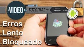 Como Formatar Samsung Galaxy Pocket 2 SM-G110    Hard Reset, Desbloquear. G-Tech