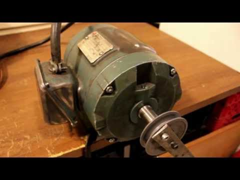 How To; Induction motor stall torque test