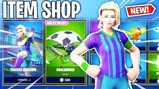 SOCCER SKINS ARE BACK! Fortnite Item Shop! Daily & Featured Items! (Feb 15th/Feb 16th)
