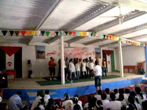 LA LEY DEL UNO, Madrassa Said Sgayer. Sáhara 2011.