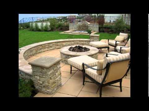 Ideas For Backyard Patios  Ideas For Backyard Decks And Patios