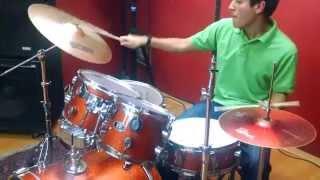 JORETOB - Michel Camilo - Caribe (Drum Cover/Teaser)