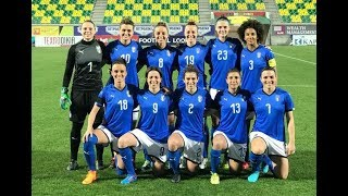 Highlights: Italia-Spagna 0-2 - Cyprus Cup (7 marzo 2018)