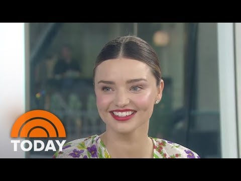 Miranda Kerr Shares Photos From Her Wedding To Snapchat CEO Evan Spiegel | TODAY