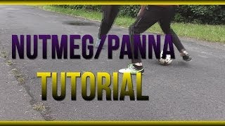 Learn 6 Nutmeg/Panna Skills Part 2 - Tutorial by RabonaFreestyle