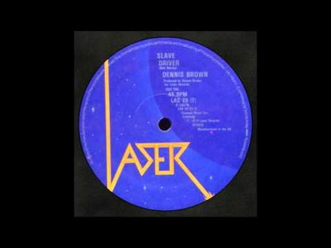 12'' Dennis Brown & Ranking Joe - Slave Driver (& Dub)