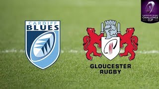 Finale challenge cup 2018 Gloucester/Cardiff