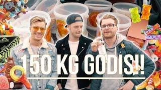 Video VAD GÖR FOLK FÖR 150 KG GODIS!!! download MP3, 3GP, MP4, WEBM, AVI, FLV Oktober 2018