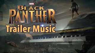 Black Panther  Trailer  Piano Cover