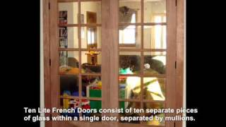 Comparison of French Door Styles