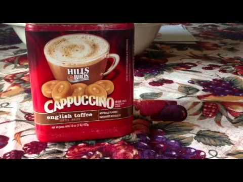 Review of hills bros instant coffee