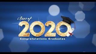 2020 큰나무교회 졸업예배 축하메세지