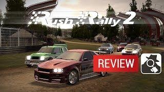RUSH RALLY 2 | AppSpy Review