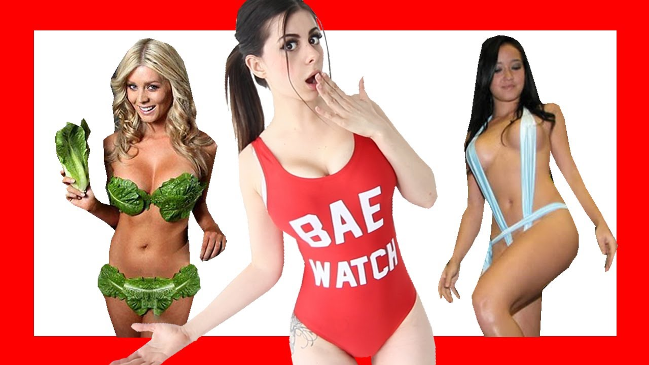 03afae7373 TOP MOST SHOCKING BIKINIS EVER WORN !! - YouTube