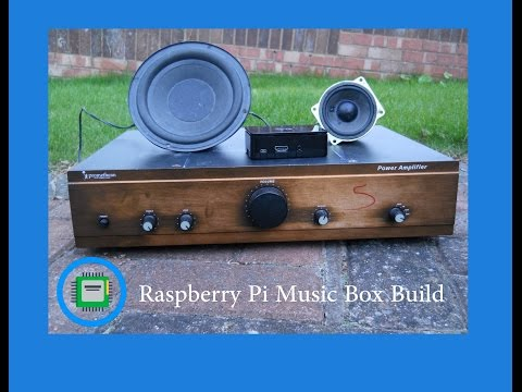 Projects - Episode 4 - Raspberry Pi Music Box