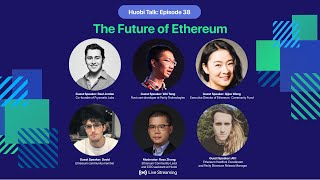 Huobi Talk: The Future of ETH