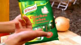 knorr 1 cube tvc with vera ephraim for nigeria west africa