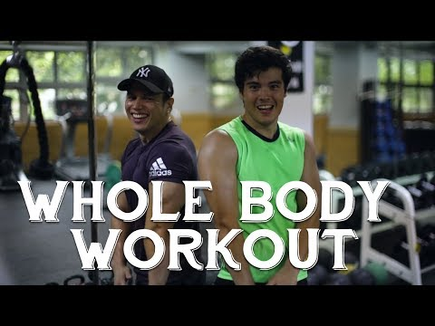 What Workout Should you Do? Whole Body Workout with Coach Arnold