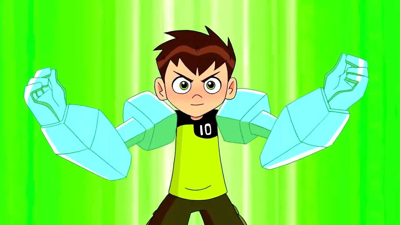 Ben 10 2017 Transformations Youtube