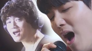 Kang Min Hyuk & Jo Bok Rae, emotional duet stage 'Go ahead Cry'  《Entertainer》 딴따라 EP16