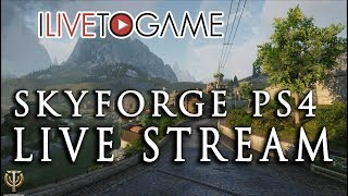 [EN] STREAM REPLAY | SKYFORGE PS4 | 600+ Divine Deeds per hour!