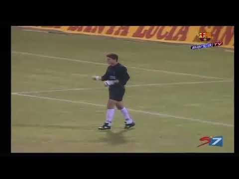 Hapoel Beer Sheva   Barcelona  UEFA Cup  12 09 1995