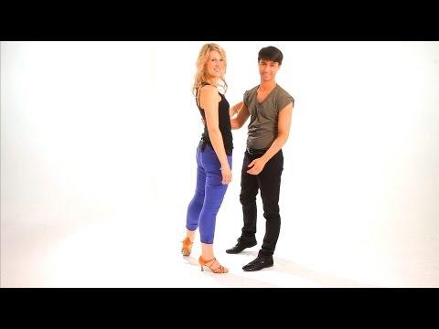 How to Dance a Cha-Cha Spot Turn | Cha-Cha Dance