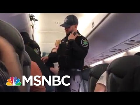 Joe On United Controversy: I Wouldn't Get Off Plane For An Airline Employee | Morning Joe | MSNBC