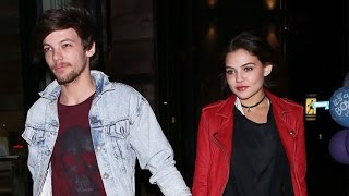 Louis Tomlinson Wants Paternity Test? Still Going Strong With Danielle Campbell