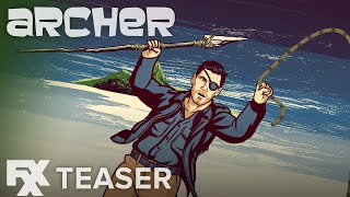 Archer | Season 9: Visit Danger Island Teaser | FXX