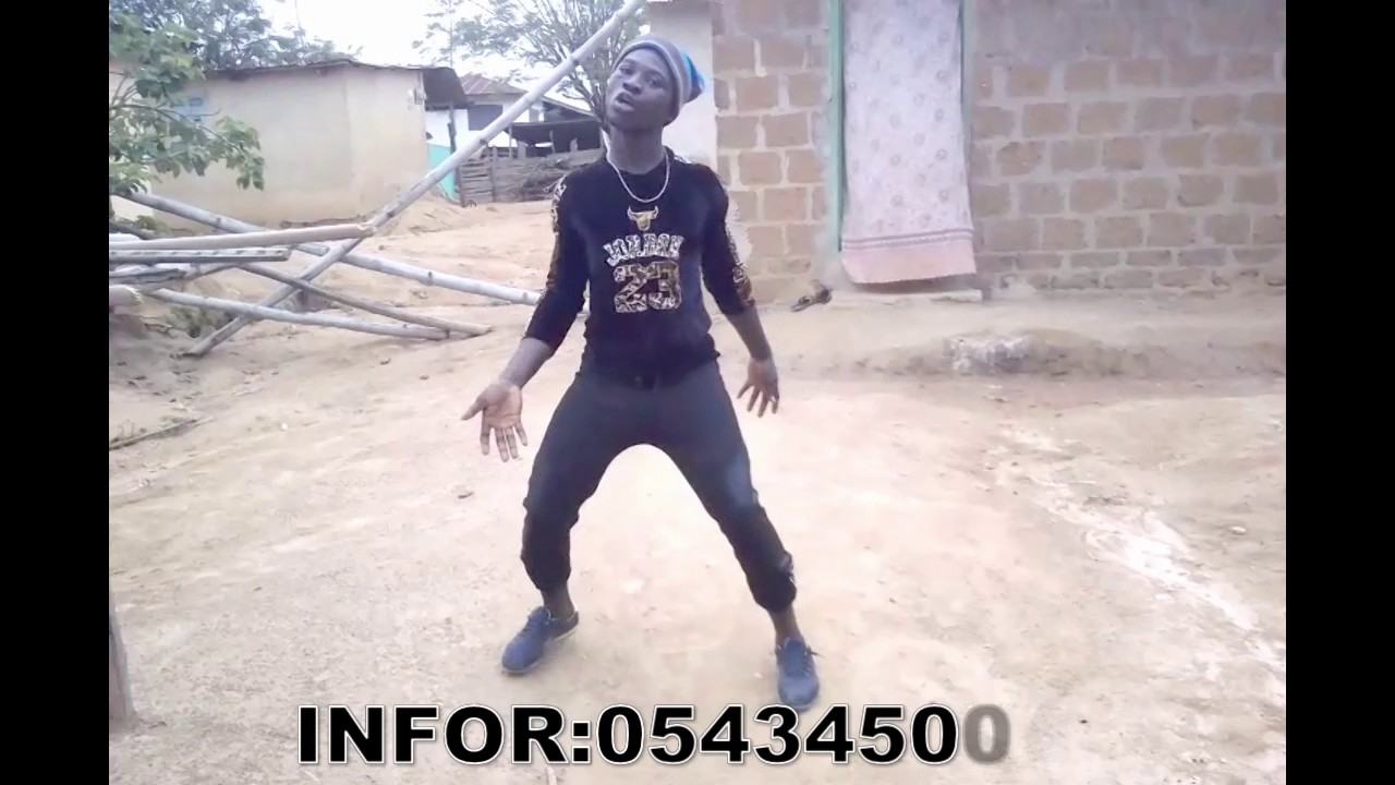 Download 4X4 ATONGO DANCE VIDEO BY LIL PONYO