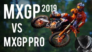 MXGP PRO vs MXGP 2019 - Куда движется мотокросс в играх?