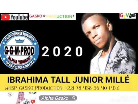 Junior Ibrahima Tall Millée 2020 By'gasko'production