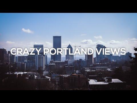 The Portland Bridge Views Are LIT!!!