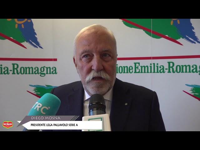 11-02-2020: #delmontecoppa - Del Monte Coppa Italia, le parole di Diego Mosna