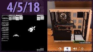 MINIT / PC BUILDING SIMULATOR ⫽ BarryIsStreaming