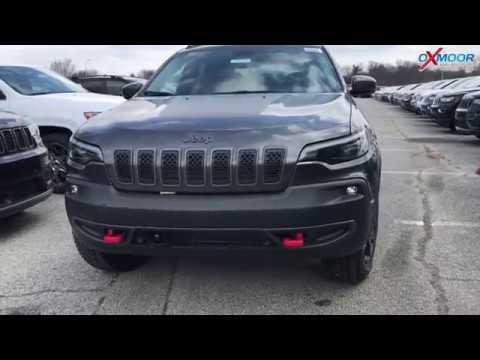 2019 jeep cherokee trailhawk elite louisville ky oxmoor chrysler dodge jeep ram youtube. Black Bedroom Furniture Sets. Home Design Ideas