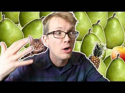Too Excited about Pears! (Question Tuesday with Hank)